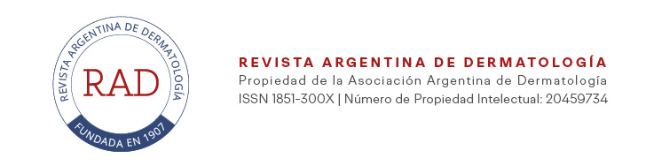Revista Argentina de Dermatología