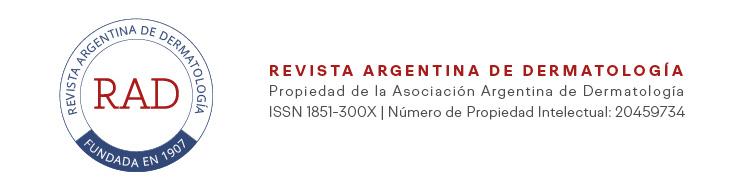 Revista Argentina de Dermatología